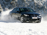 Images of BMW 530xd Sedan M Sports Package (E60) 2005–10