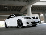 Images of 3D Design BMW 5 Series M Sports Package (E60) 2008–10