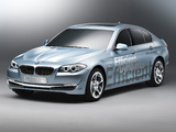 Images of BMW Concept 5 Series ActiveHybrid (F10) 2010