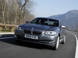 Images of BMW 535i Sedan UK-spec (F10) 2010