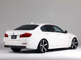 Images of 3D Design BMW 5 Series Sedan (F10) 2010