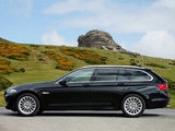Images of BMW 525d Touring UK-spec (F11) 2010