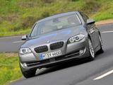 Images of BMW 535i Sedan (F10) 2010–13