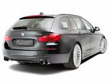 Images of Hamann BMW 5 Series M-Technik Touring (F11) 2011