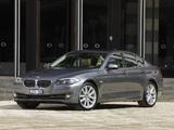 Images of BMW 535i Sedan AU-spec (F10) 2011