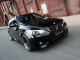 Images of Edo Competition BMW M5 Touring Dark Edition (E61) 2011