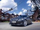 Images of Alpina D5 Bi-Turbo Limousine (F10) 2011