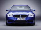 Images of BMW M5 (F10) 2011–13