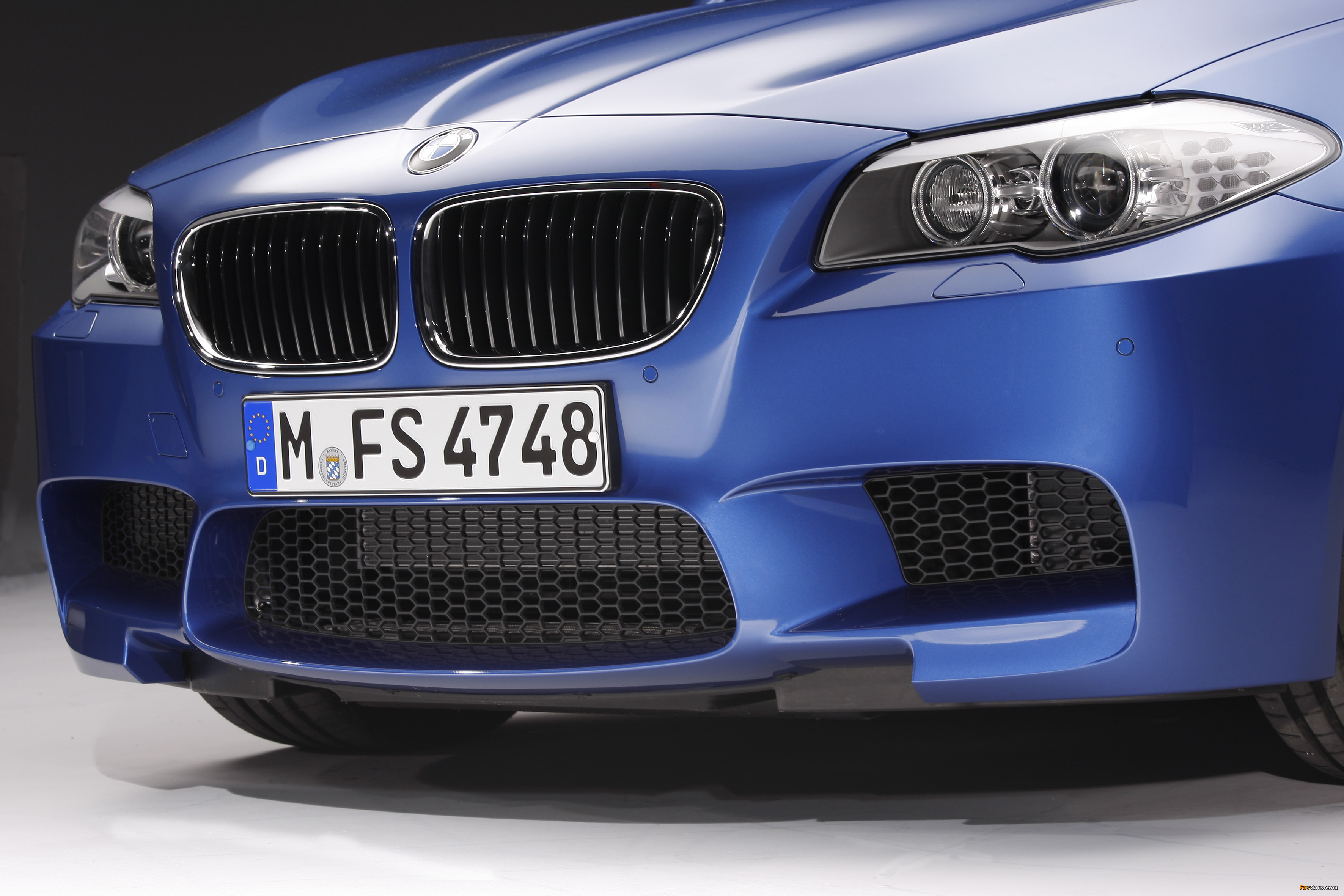 Images of BMW M5 (F10) 2011–13 (3543 x 2362)