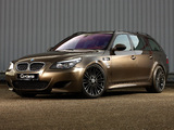 Images of G-Power M5 Hurricane RS Touring (E61) 2011