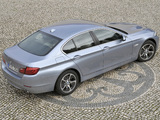Images of BMW ActiveHybrid 5 (F10) 2012–13