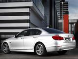 Images of BMW ActiveHybrid 5 AU-spec (F10) 2012