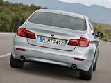 Images of BMW 535i Sedan Luxury Line (F10) 2013