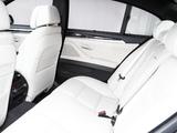 Images of BMW 550i Sedan M Sport Package AU-spec (F10) 2013