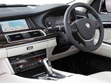 Images of BMW 530d Gran Turismo Luxury Line AU-spec (F07) 2013