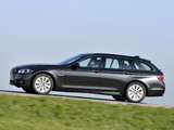 Images of BMW 520d Touring (F11) 2013