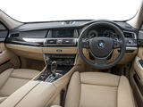 Images of BMW 530d Gran Turismo Luxury Line ZA-spec (F07) 2013