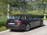 Images of BMW 530d xDrive Touring Modern Line (F11) 2013