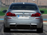 Images of BMW M5 Competition Package (F10) 2013