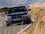 Images of BMW 530i xDrive Sedan M Sport UK-spec (G30) 2017