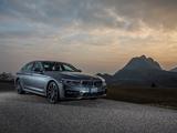 Images of BMW 530d xDrive Sedan M Sport (G30) 2017