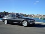 Images of BMW 530d xDrive Sedan Luxury Line (G30) 2017