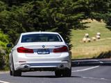 Images of BMW 520d Sedan Luxury Line AU-spec (G30) 2017