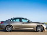 Images of BMW 530d Sedan Luxury Line AU-spec (G30) 2017