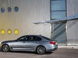 Images of BMW 520d Sedan M Sport (G30) 2017