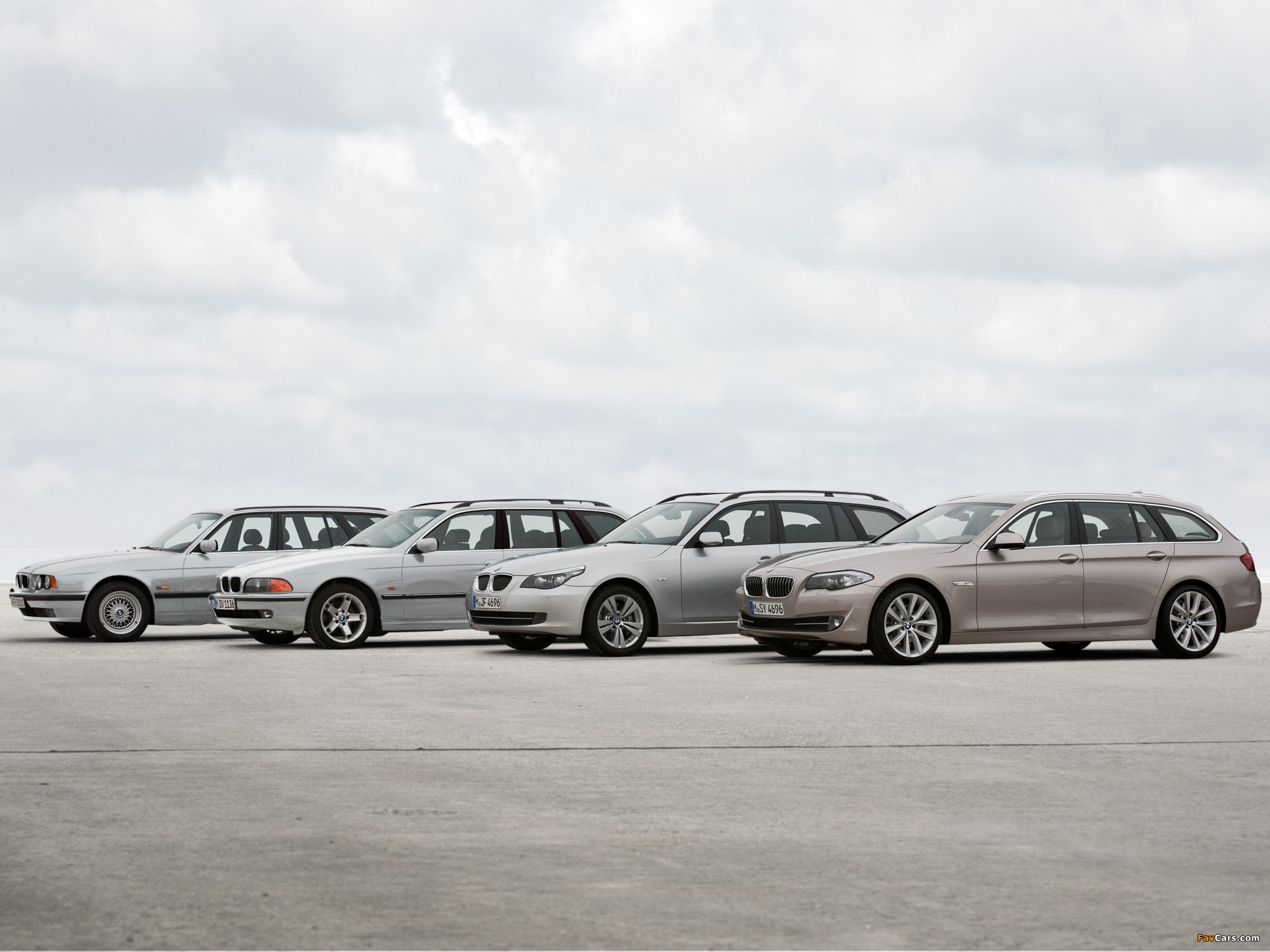 Images of BMW 5 Series (2048 x 1536)