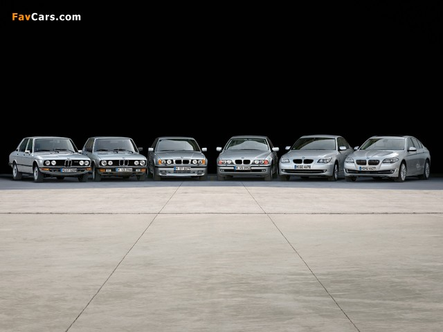 Images of BMW 5 Series (640 x 480)