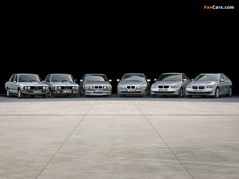 Images of BMW 5 Series (800 x 600)