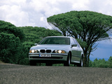 Images of BMW 5 Series Sedan (E39) 1995–2003