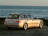 Images of BMW 530d Touring (E61) 2004–07