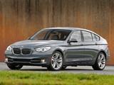 Photos of BMW 550i Gran Turismo US-spec (F07) 2009–13