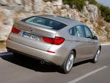 Photos of BMW 535i Gran Turismo (F07) 2009–13