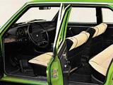 Photos of BMW 520i Sedan (E12) 1972–76