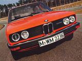 Photos of BMW 528 Sedan (E12) 1975–77