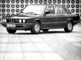 Photos of BMW 528i Sedan (E12) 1977–81