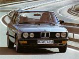 Photos of BMW 518 (E28) 1981–84