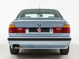 Photos of BMW 535i Sport (E34) 1989–93