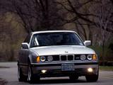 Photos of BMW M5 US-spec (E34) 1989–92