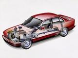 Photos of BMW 525iX (E34) 1991–95