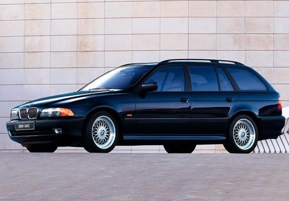 Photos Of Bmw 540i Touring E39 1997 2000