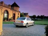 Photos of BMW 530d Sedan (E39) 1998–2003