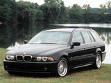 Photos of BMW 540i Touring US-spec (E39) 2000–04