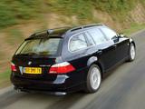 Photos of BMW 530xd Touring (E61) 2005–07