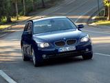 Photos of BMW 530i Touring (E61) 2007–10