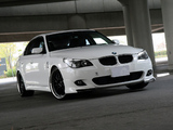 Photos of 3D Design BMW 5 Series M Sports Package (E60) 2008–10
