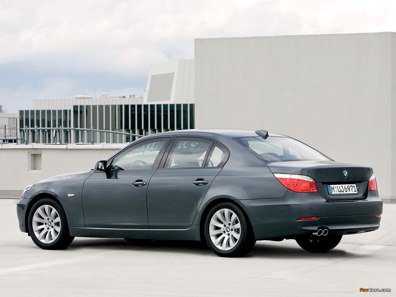 Photos of BMW 5 Series Security (E60) 2008–10 (1280 x 960)